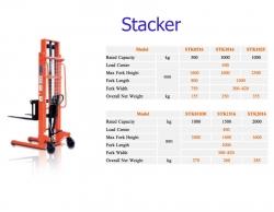 STACKER 500-2000KG.